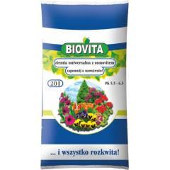 Ziemia uniwersalna do kwiatów z osmovitem Biovita