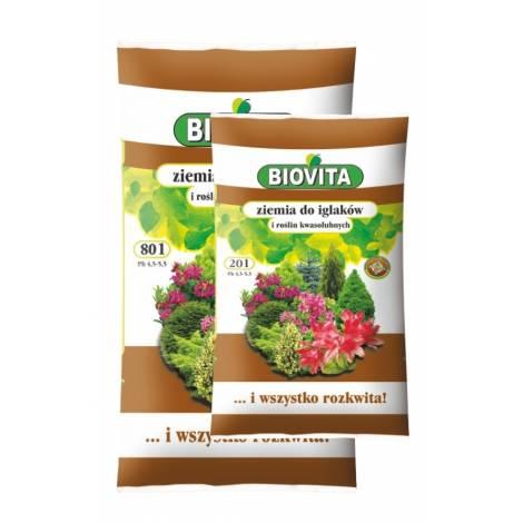 Ziemia do iglaków 20 l Biovita