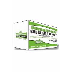 Substrat torfowy z absorbentem Biovita