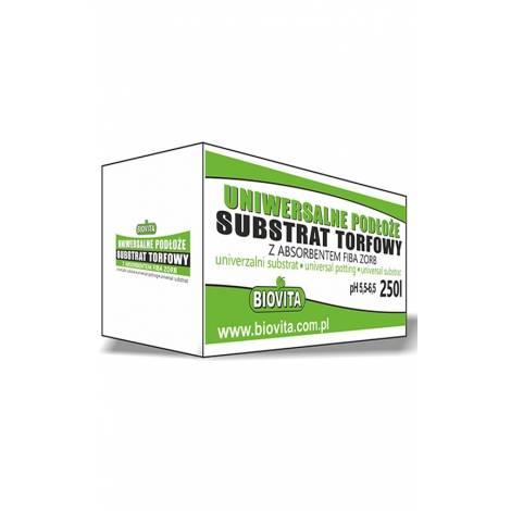 Substrat torfowy z absorbentem 250 l Biovita