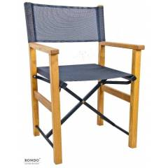 Składany fotel reżysera