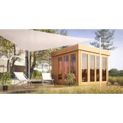 Sauna zewnętrzna ORCHIDEA