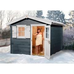 Sauna zewnętrzna STOKROTKA