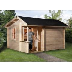 Sauna ogrodowa STORCZYK
