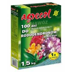 100 dni do rododendronów i hortensji - nawóz Agrecol