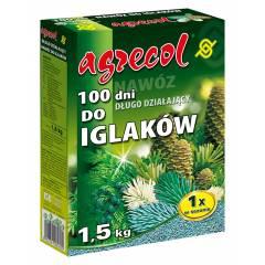 100 dni do iglaków- nawóz Agrecol