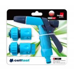 Zestaw ze zraszaczem pistoletowym Cellfast
