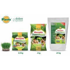 Nasiona traw Mieszanka Trawnikowa uniwersalna Planta