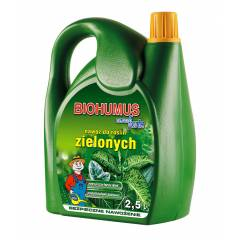 Biohumus Super Forte – nawóz do roślin zielonych Agrecol
