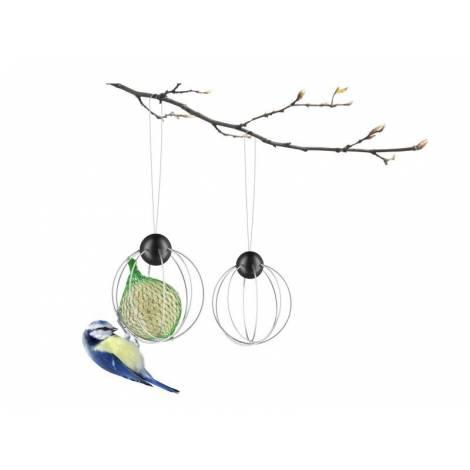 Karmnik dla ptaków, 2 szt, odcień srebrny Eva Solo