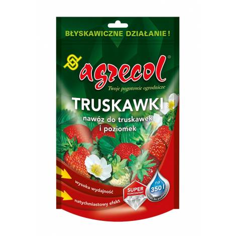 Nawóz do truskawek koncentrat Agrecol