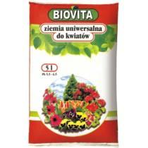 Ziemia uniwersalna do kwiatów Biovita