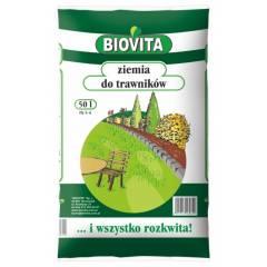 Ziemia do trawników Biovita