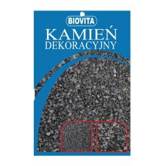 """Kamień dekoracyjny grys """"czarny"""" BIOVITA"""